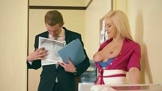 brazzers big tits at work kylie page danny d not safe for work