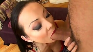 cougar imports angie asian brunette one on one milf