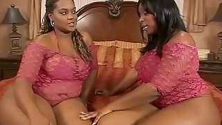 black chicks show gurl and skyy black muff dive before getting fucked and ass jizzed on by black stud