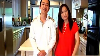 youll love watching this happy asian milf as sh