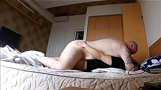 first anal for asian milf but i lost some sound