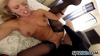 spizoo milf cherie deville fucking a monster cock big booty amp big boobs