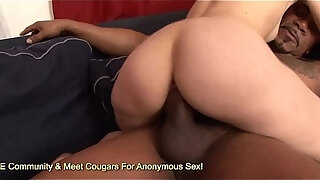 anife de paloma and meggie p have an anal orgy with a couple horny black guys
