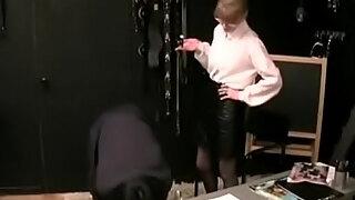 best mom governess spanking heel stockings see pt2 at goddessheelsonline co uk