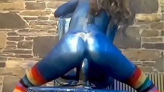 professional webcam play with her pussy