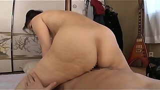 japanese mom makes son practice sex