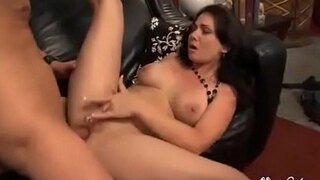 thick curvy milf holly west gets fucked in her floppy puss tight asshole