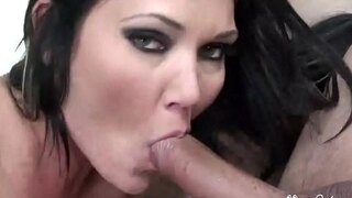 busty claire dames has her pussy drilled