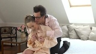 daddy4k well shaped teen was ideal sexual target for bfs horny dad