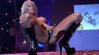 german stepmoms first sex show on stage
