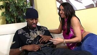 lusty raven black loves to experience black meat