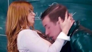 brazzers big tits at school penny pax the substitute slut trailer