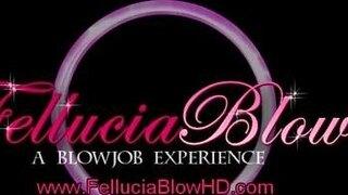 the best brunette babe blowjob