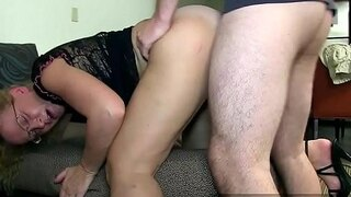 massive creampies for milf