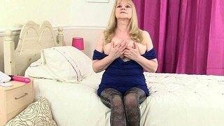 british grannies lacey starr and amanda degas love dildoing