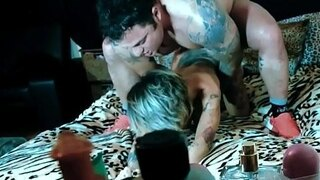 big dick alhha stud fucks petite spanish babe with big tits