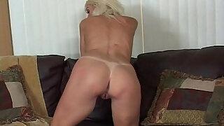 jordan blue ugly blond girl gets a good creampie