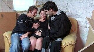 holland milf random threesome