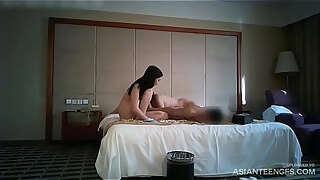 spy camera threesome in a real chinese brothel