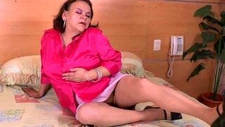 big titted latina grannies brenda and gloria love going solo
